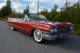 Cadillac Serie 62 Convertible 1960 (Såld)