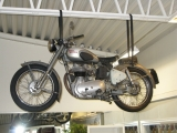 Royal Enfield 350CC 1952 (Privat samling)