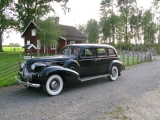 Buick Limited serie 90 Limousine 1939 (Privat samling)